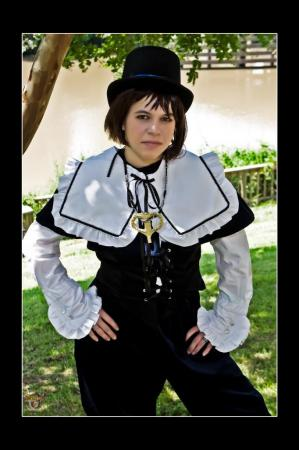 Souseiseki from Rozen Maiden worn by SanctuaryMemory