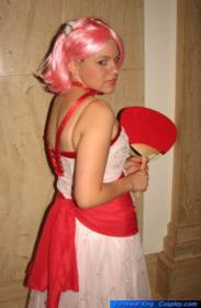 Sakura Haruno from Naruto worn by SanctuaryMemory