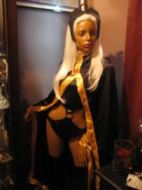 Storm from X-Men worn by SanctuaryMemory