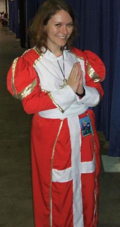 High Priest from Ragnarok Online worn by Ayekasong