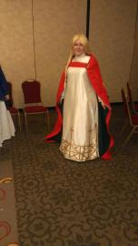 Princess Ovelia Atkascha from Final Fantasy Tactics:The War of the Lions worn by Ayekasong