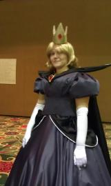 Shadow Queen Peach from Paper Mario Series worn by Ayekasong
