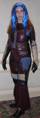 Illyria from Angel (TV Series) worn by Electric Desire