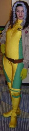 Rogue from Marvel vs Capcom worn by Electric Desire