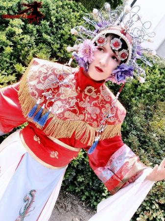 Chinese Traditional Dancer from Original:  Historical / Renaissance