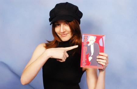 Hatsumi Narita from Hot Gimmick