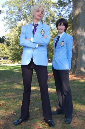 Haruhi Fujioka from Ouran High School Host Club worn by Meru