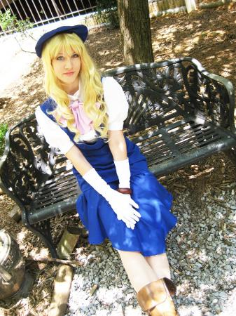 Sheryl Nome from Macross Frontier worn by Meru