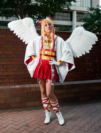 Kaitou Jeanne from Kamikaze Kaitou Jeanne worn by Meru
