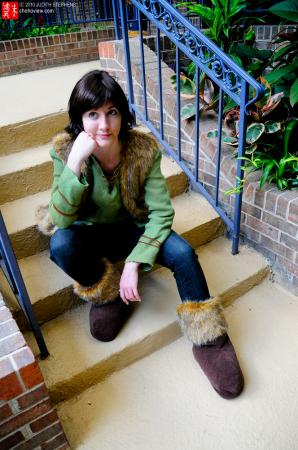 Hiccup from How to Train Your Dragon (Worn by Meru)