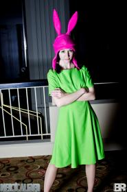 Louise Belcher from Bob's Burgers