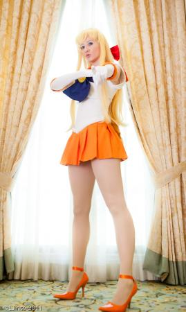 Sailor Venus worn by Meru