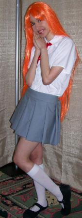 Orihime Inoue from Bleach worn by Dokudel