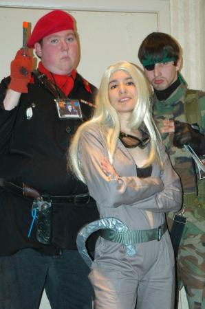 Eva from Metal Gear Solid 3: Snake Eater worn by Dokudel