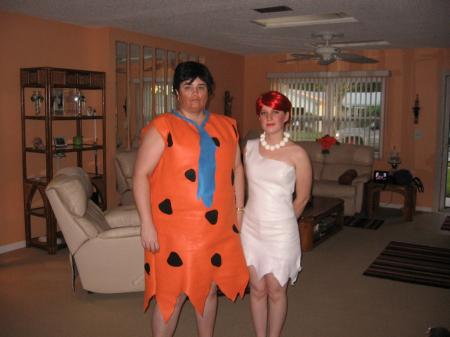Wilma Flintstone from Flintstones, The (Worn by Yaten)