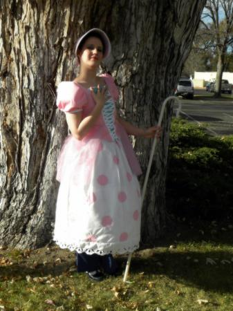 Little Bo-Peep from Toy Story worn by Yaten