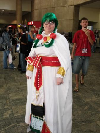 Philia Philis from Tales of Destiny worn by Rinkun