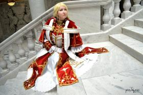 Caterina Sforza from Trinity Blood worn by Garnet Runestar