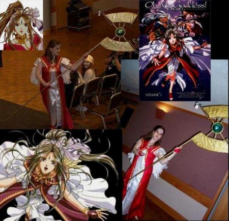 Belldandy from