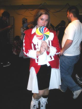 Alice from Pandora Hearts worn by a/o Belldandy