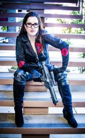Baroness from G.I. Joe  by a/o Belldandy