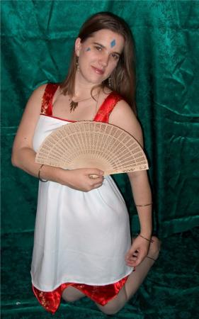 Belldandy from Ah My Goddess worn by a/o Belldandy