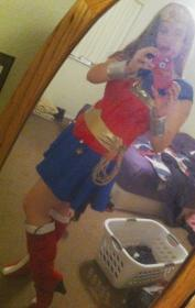 Wonder Woman from Wonder Woman worn by a/o Belldandy