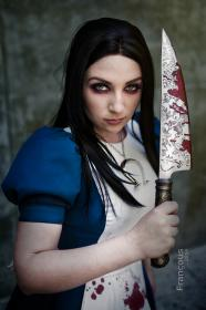 Alice from Alice: Madness Returns worn by WindoftheStars