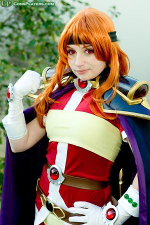 Lina Inverse from Slayers Next worn by WindoftheStars
