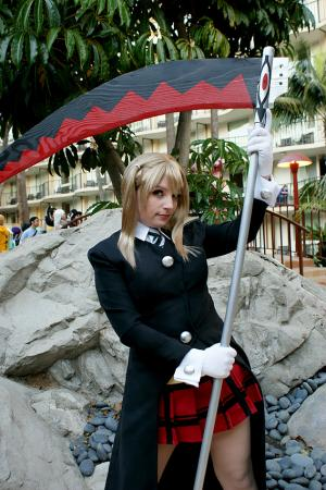 Maka Albarn from Soul Eater 