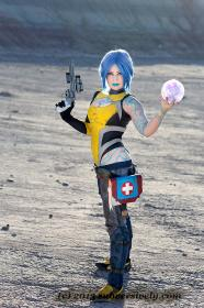 Maya from Borderlands 2 worn by WindoftheStars