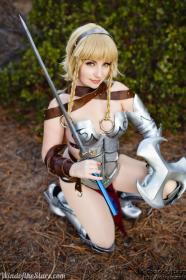 Reina / Leina from Queen's Blade: Rurou no Senshi worn by WindoftheStars