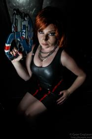Commander Shepard from Mass Effect 3 worn by WindoftheStars