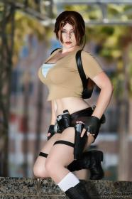 Lara Croft from Tomb Raider worn by WindoftheStars