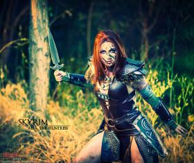 Aela the Huntress from Elder Scrolls V: Skyrim worn by WindoftheStars