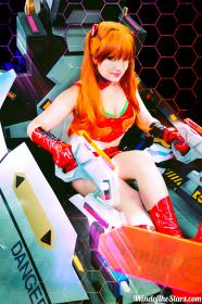 Asuka Langley Sohryu from Neon Genesis Evangelion by WindoftheStars
