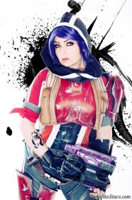 Athena from Borderlands: The Pre-Sequel! worn by WindoftheStars
