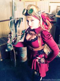 Engineer Abby Bonifaunt from Original: Steampunk worn by WindoftheStars