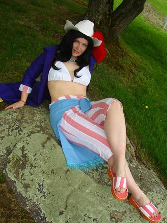 Lady Alvida from One Piece worn by Rogue