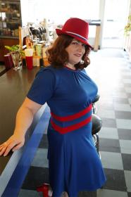 Peggy Carter from Agent Carter worn by Rogue