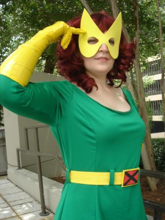 Jean Grey from X-Men worn by Rogue