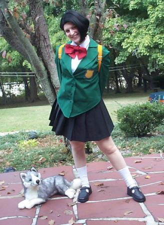 Yuzuriha Nekoi from X/1999