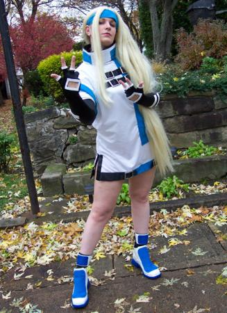 Millia Rage from Guilty Gear worn by Rogue