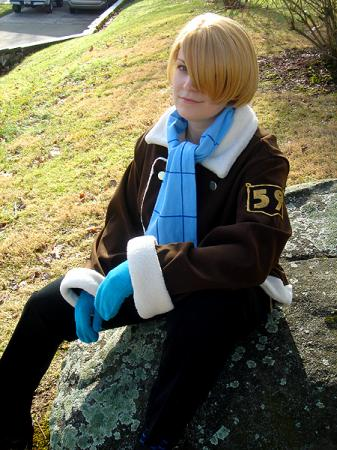 Sanji from One Piece worn by Rogue