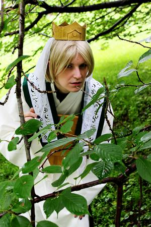 Genjo Sanzo from Saiyuki Reload worn by Rogue