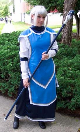 Sarah from Suikoden III worn by Rogue
