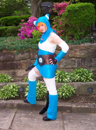 Lin from Breath of Fire: Dragon Quarter