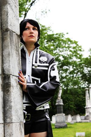 Lenalee (Rinali) Lee from D. Gray-Man worn by Rogue