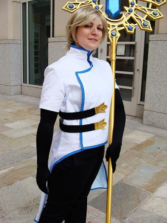 Fai D. Flowright / Yuui from Tsubasa: Reservoir Chronicle worn by Rogue