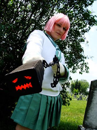 Kim Diehl from Soul Eater worn by Rogue
